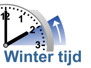Wintertijd Klok Achteruit Medicijnen Gewoon Op Dezelfde Tijd Vnd